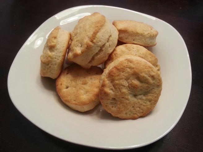 Easy Breakfast Biscuits