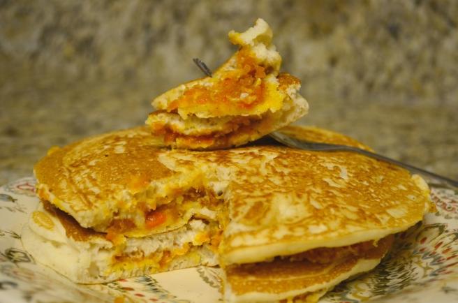 Stuffed Pancakes