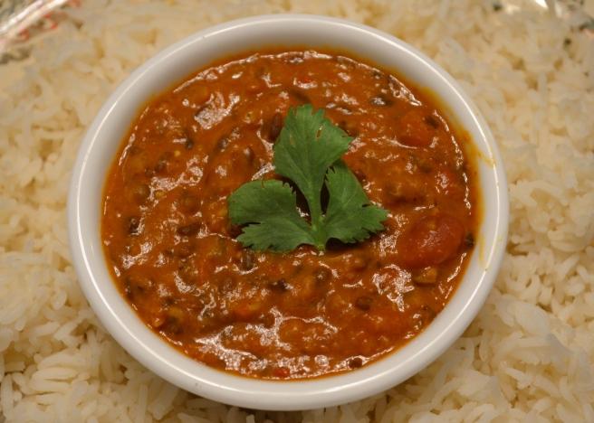 Dal Makhani (Buttery Lentil Chili)