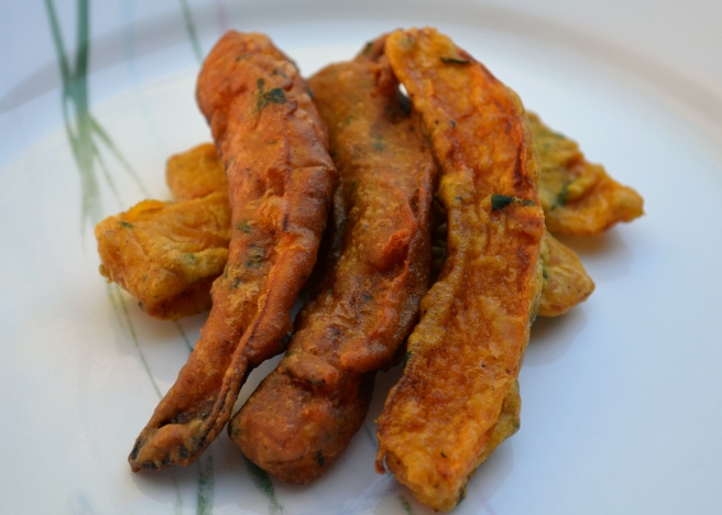 Savory Pumpkin Fries